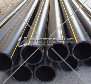 Труба полиэтиленовая ПЭ 110 мм в Екатеринбурге