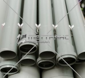 Труба канализационная 50 мм в Екатеринбурге