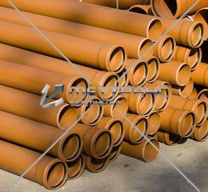Труба канализационная 110 мм в Екатеринбурге