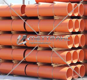 Труба канализационная 250 мм в Екатеринбурге