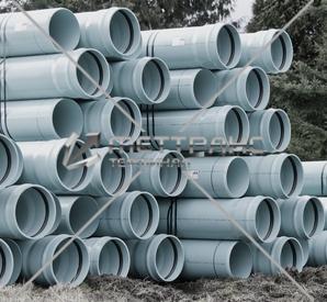 Труба канализационная 300 мм в Екатеринбурге